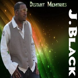 J. Black Distant Memory Cover