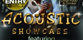 jblack elk grove acoustic showcase