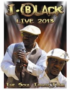 J. Black Live Shot Promo