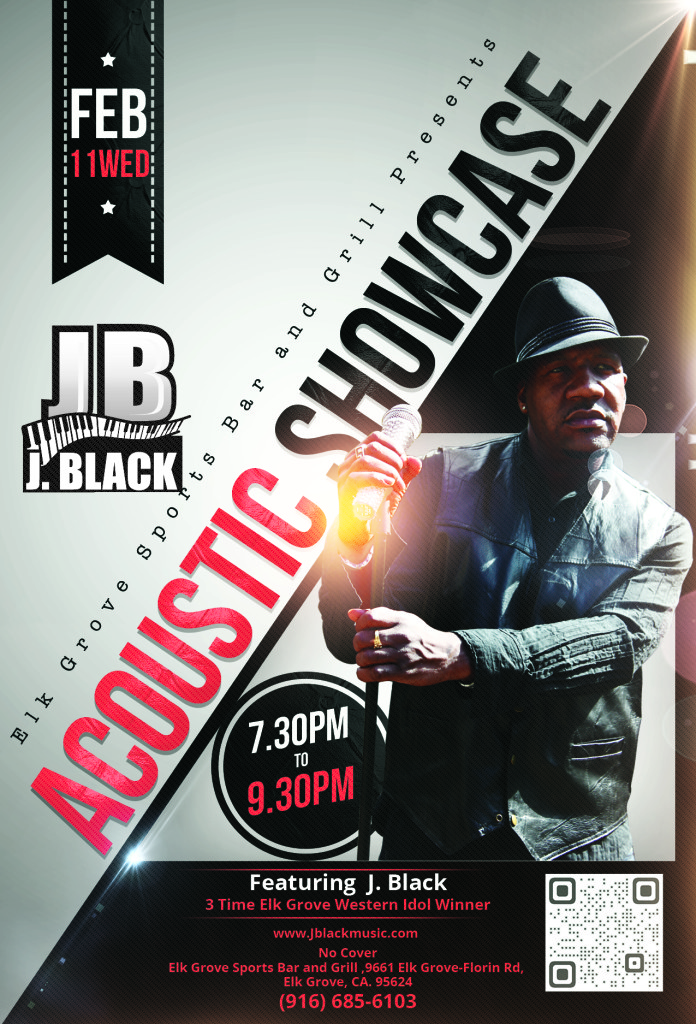 J. Black Acoustic Showcase