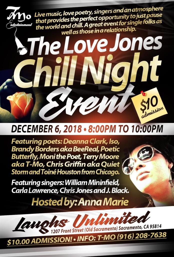 Love Jones Chill Night
